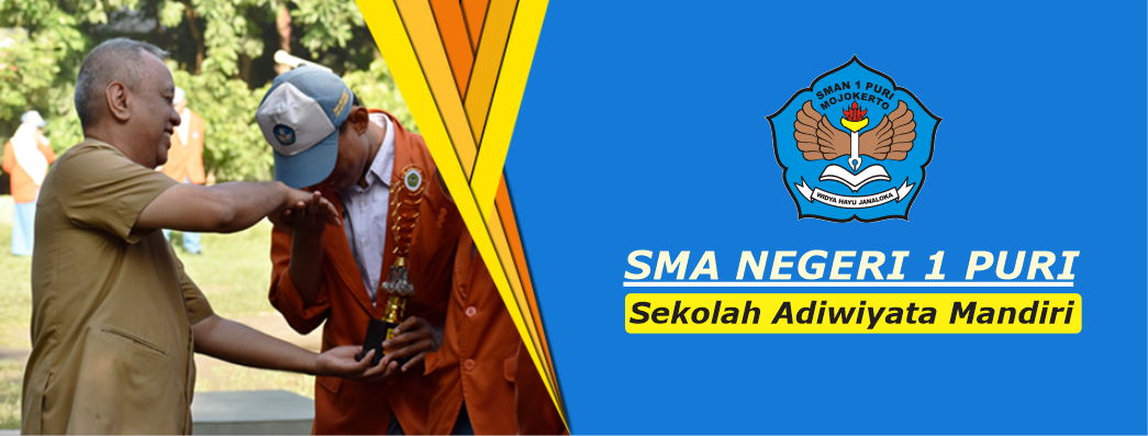 Official Website SMA Negeri 1 Puri